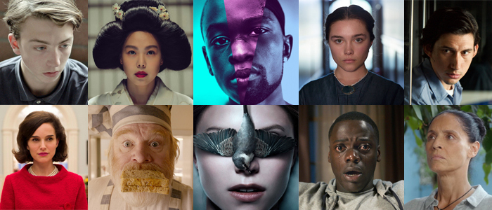MovieInsiders podcast: top 10 beste films van 2017